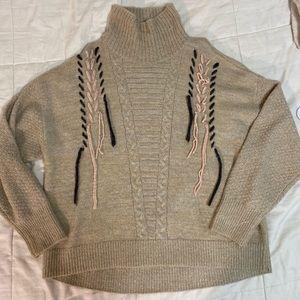 Women's Nordstrom Caslon Turtle Neck Sweater